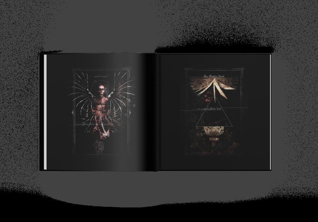 leidbild artbook kunstbuch print book 1