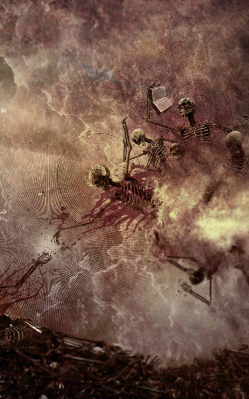 leidbild artwork design the creation of bera of sodom