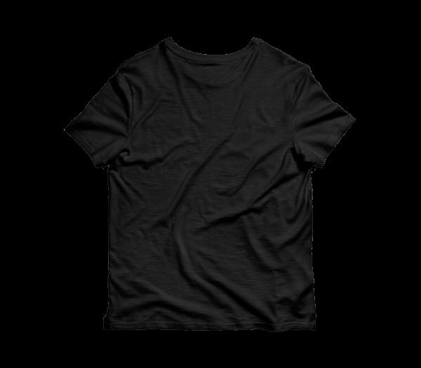 shirt back blank