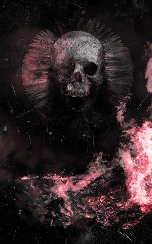 Hades falls into Tartarus leidbild design
